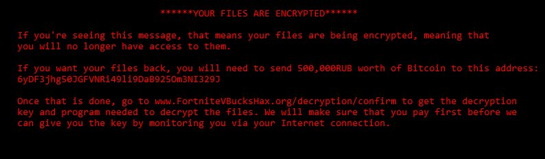 The Week in Ransomware - October 19th 2018 - GandCrab, Birbware, and